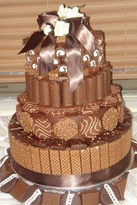 Little Debbie groom's cake