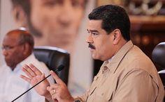 Maduro anuncia detención de responsables de ataque cibernético - http://www.notiexpresscolor.com/2016/12/03/maduro-anuncia-detencion-de-responsables-de-ataque-cibernetico/