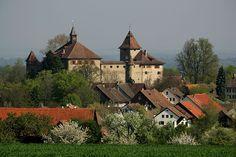 Kyburg (Kanton Zürich) - Castle / Schloss / Château