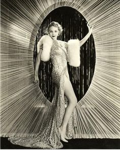 Style defined......Clarie Dodd 1933