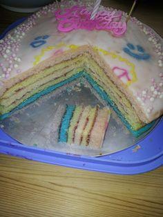 Meiner erste ANNA-Torte <3