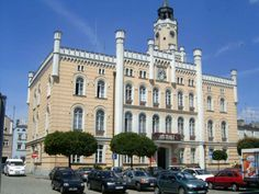 Wschowa city hall