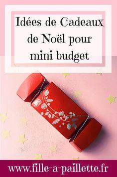 idées cadeaux de Noël pour mini budget Budgeting, Mini, Blogging, Passion, Community, Lifestyle, Ideas, Best Friend Birthday, Budget Organization