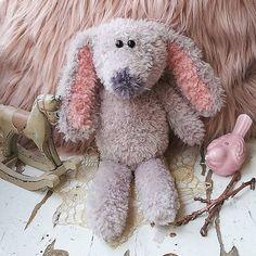 adis / Hračka *Zajačik* Teddy Bear, Toys, Animals, Animais, Animales, Animaux, Toy, Teddybear, Animal