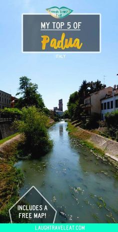 Padua, Padova. A uni