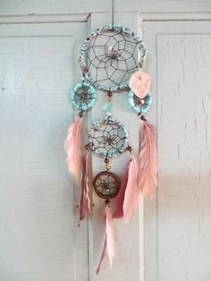 I've always wanted a dream catcher. I don't know why. Maybe it brings a positive effect on me.
