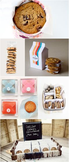 Love vs design baked goods gift tags baked goods gift tags size cookie packaging is my fave negle Images