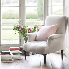 Are you interested in our linen piped cushion? With our square plain cushion you need look no further.
