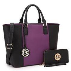 32017c8967481 Dasein Women s Designer Large Laptop Top Handle Structured Tote Bag Satchel  Handbag Shoulder Bag Purse Medium
