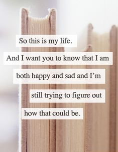 Perks of being a wallflower #bhg #quote