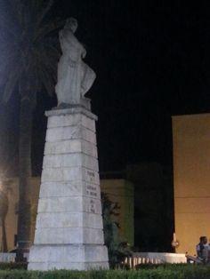 Tarifa. Monumento a Guzmàn el Bueno
