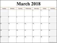 february calendar template