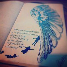 〽️ Nunca digas adiós porque decir adiós significa...