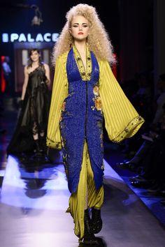 Jean Paul Gaultier Haute couture Spring/Summer 2016 66
