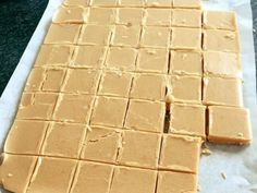 Fudge Recipe Desserts with condensed milk, brown sugar, golden syrup, milk… Fudge With Condensed Milk, Condensed Milk Desserts, Halal Recipes, Fudge Recipes, Brown Sugar Fudge, Indian Dessert Recipes, Golden Syrup, Chocolate Coating, Food Styling