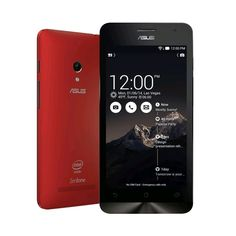 ASUS ZenFone 5 - A501CG Dual SIM (Unlocked, 16GB, Cherry Red) Prices & Features - Expansys Singapore & S.E. Asia