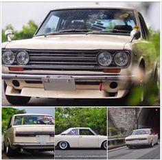 #Nissan #Bluebird #510 #Hightopfade
