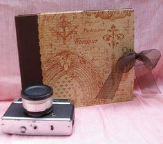 álbum recuerdos Memories, Paper Envelopes