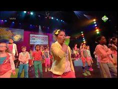Kinderen voor Kinderen 34 - Bewegen is gezond (KvK Songfestival 2012-2013) - YouTube