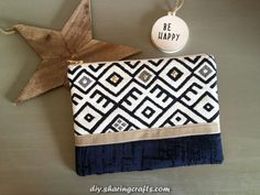 Diy Clutch, Diy Tote Bag, Diy Purse, Pochette Diy, Tapestry Crochet Patterns, Diy Bags Purses, Embroidery Bags, Pouch Pattern, Creation Couture
