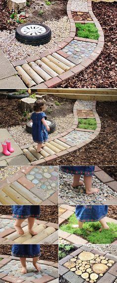 Backyard Playground, Backyard Retreat, Backyard Landscaping, Forest School Activities, Sensory Garden, Growing Gardens, Outdoor Classroom, Outdoor Learning, Outdoor Fun