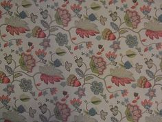 MARSONS-YORK-COTTON-FLORAL-PRINT-FLOWERS-DOUBLE-WIDTH-EXTRA-WIDE-CURTAIN-FABRIC