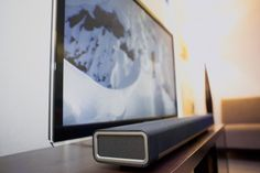 Sonos Playbar: a self-contained substitute for the highfalutin receiver and multi-piece speaker system
