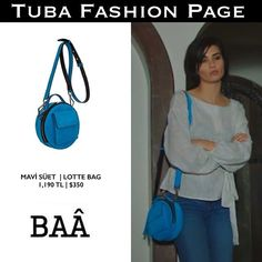 #TubaBüyüküstün's ' • Bag by @baalikes | $350 • Blouse by @zara | $50 - Swipe for more photos ➡️ - As Sühan in #CesurVeGüzel Ep: 30 #tuba_büyüküstün #tubabuyukustun #tuba_buyukustun #tubabustun #TubaFashion #SuhanStyle #TubaStyle