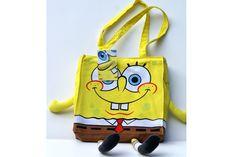 Spongebob Cotton Bag