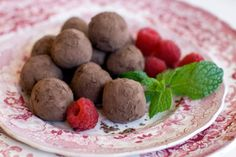 Healthy Eating: Truffles without cream? Turn to chestnuts!