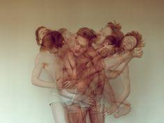 Tension by Nir Arieli, via Behance