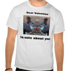 Happy Valentines Day Funny Squirrels
