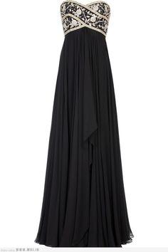 Gorgeous Floor Length Dress