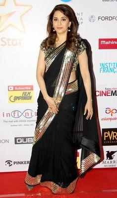 Madhuri Dixit at MAMI 2014 closing ceremony.