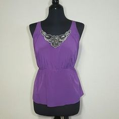 Shop my closet on Poshmark: Purple bebe tank with chain straps!. Check it out! Price: $50 Size: XS. Sign up with my code JXBZJ and get a $10 shopping credit!