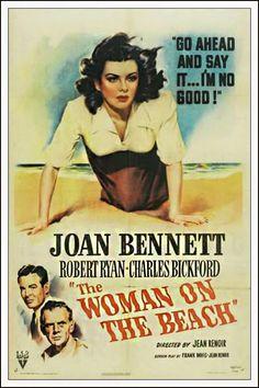 Una Mujer en la Playa (1947) Dual, solo en descargacineclasico.com