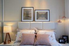 Decorar um quarto de casal que seja confortável e que tenha o estilo dos dois pode ser um desafio – confira cinco dicas infalíveis