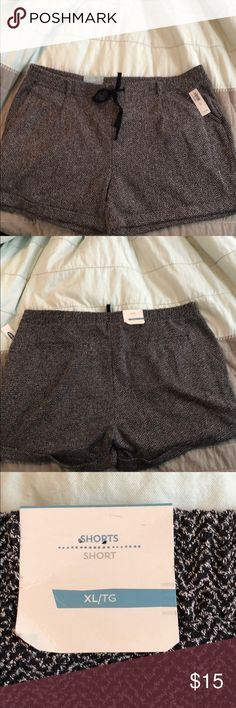 Shorts Old navy, San Francisco, soft knit shorts-Never Worn Old Navy Shorts
