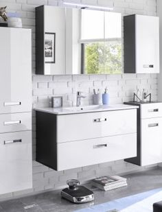 Double Vanity, Bathroom, Material, Blog, Products, Bright Bathrooms, Cheap Furniture Online, Kitchen Island Table, Cubby Hole Storage