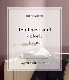 Tendenze colori 2018