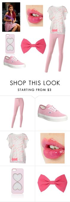 """Music Camp Rayis♥"" by marielysyanisel ❤ liked on Polyvore featuring Doublju, Vans, Tsumori Chisato, Charlotte Tilbury, Forever New and Forever 21"