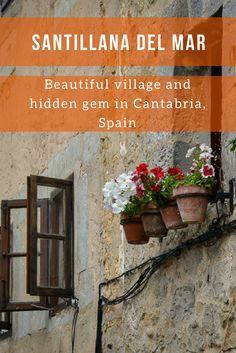 Santillana Del Mar, Spain - beautiful village in Cantabria in Spain's north. (scheduled via http://www.tailwindapp.com?utm_source=pinterest&utm_medium=twpin)