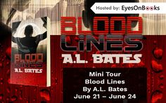 multitaskingmomma : Promo Post: Blood Lines by A.L Bates #Excerpt #Giveaway #mm #scifi #romance