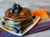 Greek Yogurt Pancakes - Recipe Girl