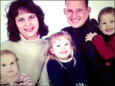 From December 19th-27th, 2001, the bodies of Mary Longo and her children Zachary, 5, Sadie, 3, and Madison, 2, were pulled out of the Pacific. Husband and father Christian Longo, 27, is believed to have murdered his family and fled the country, earning him a spot of the FBIs top 10 list. Longo was found in Mexico January 14. While he only confessed to killing Mary and Madison, Long was convicted for all four murders and sentenced to death in 2003.