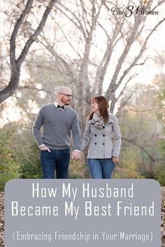 Do you ever wish you were closer friends with your husband? Well, you can! Here's how you can become best-friends with the man you married. How My Husband Became My Best Friend - Club31Women.com