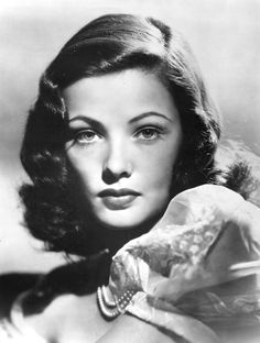 1000+ images about Gene Tierney on Pinterest | Gene Tierney, Laura ...