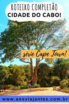 A #CidadedoCabo é um dos lugares mais incríveis do mundo e eu conto tudo nesse roteiro lindão por #CapeTown! Não perca! #africadosul #blogdeviagem