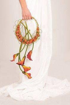 Bouquet. Unknown designer.