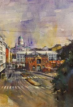 Mika Törönen Helsinki, Painting, Artist, Painting Art, Paintings, Painted Canvas, Drawings